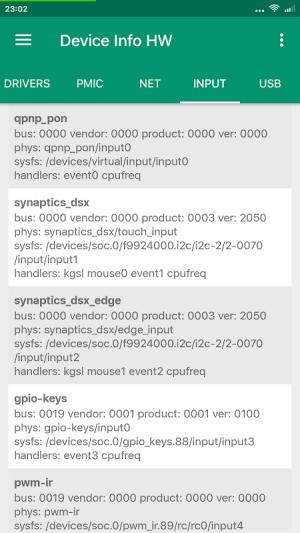 Device Info HW 4.25.2 Screen 7