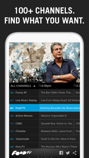Pluto TV - It's Free TV 3.5.7-leanback Screen 1
