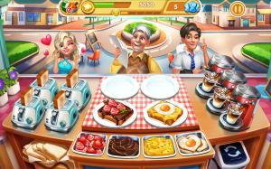 Cooking City: crazy chef' s restaurant game 1.22.3973 Screen 12