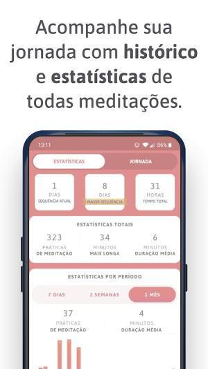 Lojong: Meditação e Mindfulness. Reduza ansiedade. 2.13.6 Screen 4