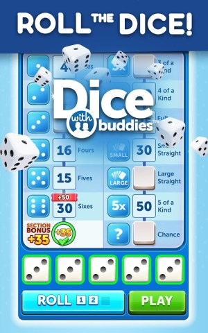 Dice With Buddies™ 6.11.0 Screen 5