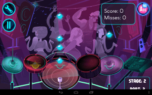 Electronic Drums Game 1.6c Screen 8