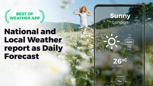Weather Forecast: Today Temperature, Local Weather 2.1.3 Screen 5