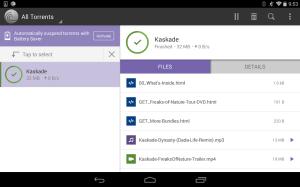 BitTorrent® Pro - Official Torrent Download App 6.1.4 Screen 9
