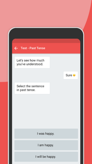 Utter - Learn English on Chat 1.0.1.82 Screen 2