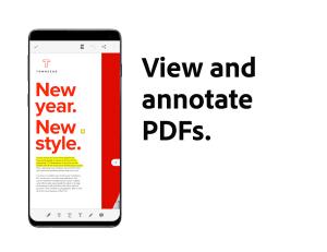 PDF Viewer, Editor & Creator by Acrobat Reader 21.9.0.19548 Screen 4