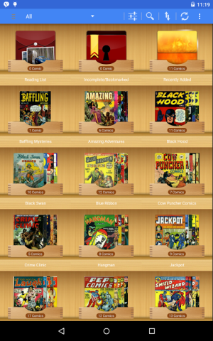 ComiCat (Comic Reader/Viewer) 2.42 Screen 11