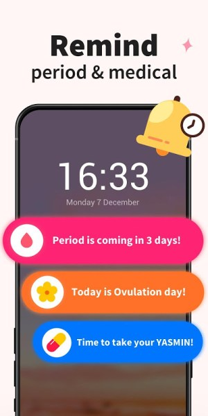 Period Tracker, My Calendar 1.713.217.GP Screen 1