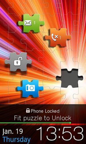 Go locker Galaxy S 1.9 Screen 1