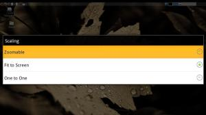 bVNC Pro: Secure VNC Viewer v4.0.7 Screen 3