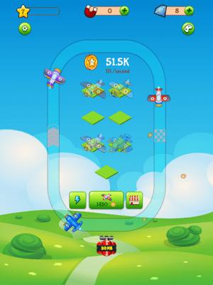 Merge Plane Tycoon 1.03 Screen 5