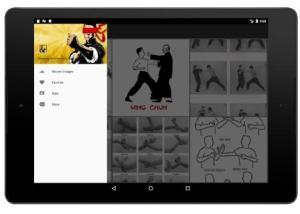 Wing Chun Exercise 1.4.0 Screen 1