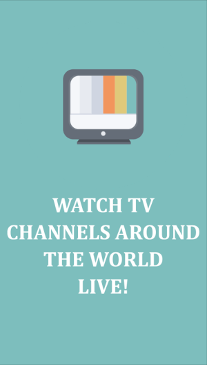 Android Watch Live TV Screen 1