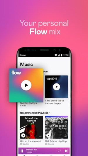 Deezer Music Player: Songs, Playlists & Podcasts 6.1.18.113 Screen 7