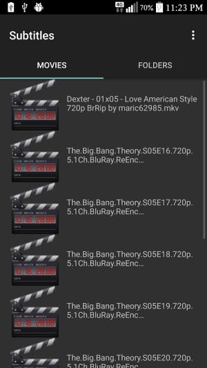 Subtitles 3.1 Screen 5
