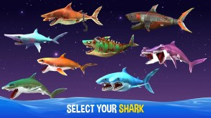 Android Double Head Shark Attack - Multiplayer Screen 10