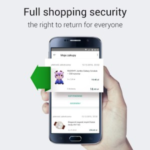 Allegro - convenient and secure online shopping 6.18.1 Screen 1
