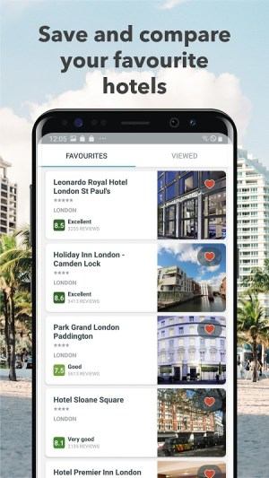 trivago: Compare Hotels & Prices for Travel Deals 5.3.9 Screen 3
