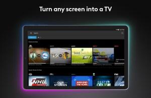 Android Xfinity Stream Screen 5