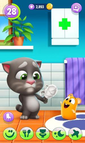 Android My Talking Tom 2 Screen 13