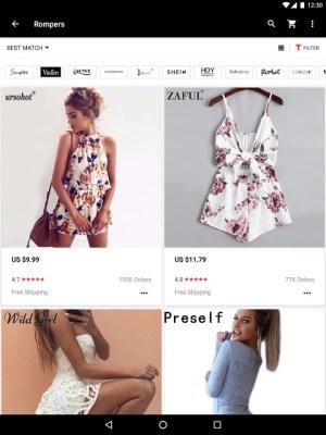 Android AliExpress - Smarter Shopping, Better Living Screen 2