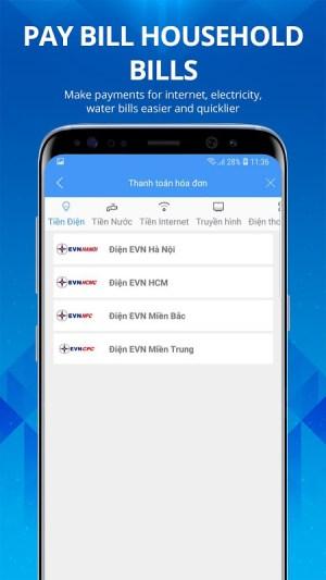 Ví VTC Pay 4.3.49 Screen 2