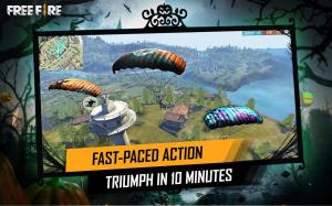 Garena Free Fire: Spooky Night 1.41.0 Screen 2