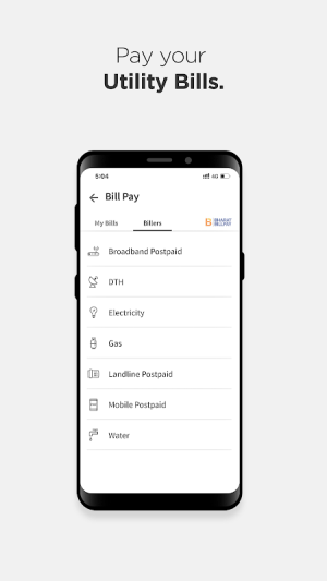 Android BHIM - MAKING INDIA CASHLESS Screen 3