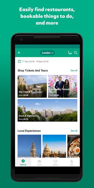 TripAdvisor Hotels Restaurants 30.0 Screen 10