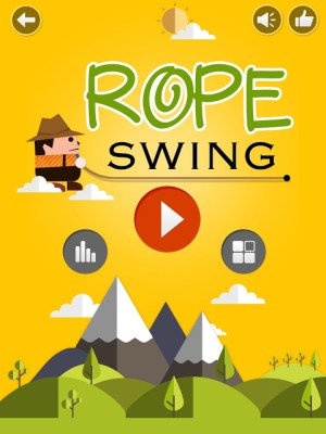 Android Rope Swing Screen 6
