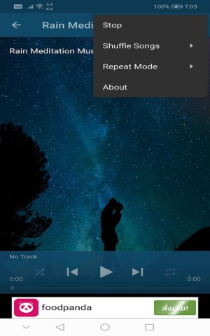 Android Guided Meditation for Sleep - Deep Sleep and Relax Screen 5
