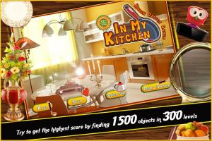Android In My Kitchen - Hidden Object Games Challenge Screen 1
