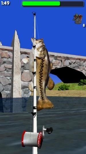 Big River Fishing 3D 1.01 Screen 5