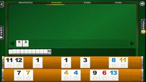 Android Rummy 45 - Remi Etalat Screen 1