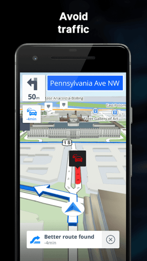 GPS Navigation & Maps Sygic 18.4.2 Screen 12