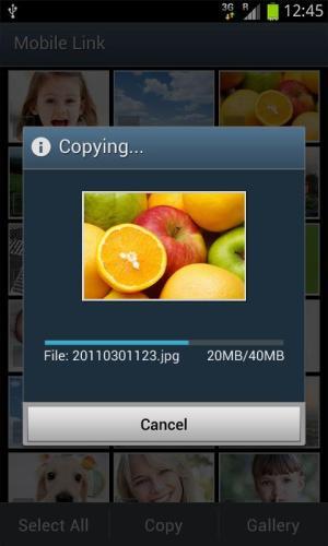 Samsung SMART CAMERA App 1.4.0_180703 Screen 1