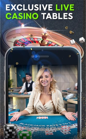 Android 888 Casino: Slots, Live Roulette & Blackjack Games Screen 4