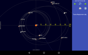 Sun, moon and planets 1.6.3e Screen 22