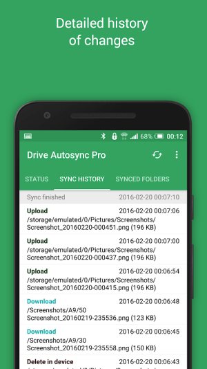 Autosync for Google Drive 4.5.14 Screen 6
