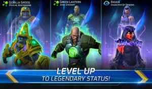 Android DC Legends: Fight Superheroes Screen 4