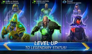 DC Legends: Battle for Justice 1.24.2 Screen 4