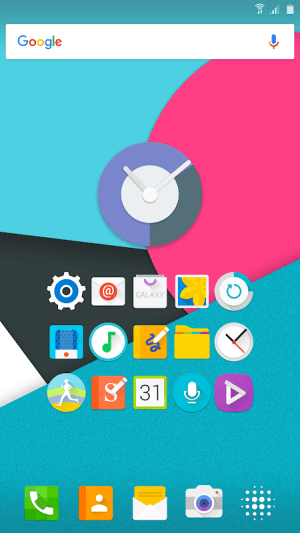 Android Nucleo UI - Icon Pack Screen 13