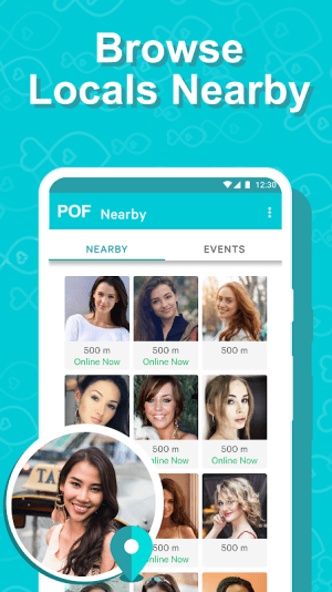 POF Free Dating App 3.99.0.1419117 Screen 3