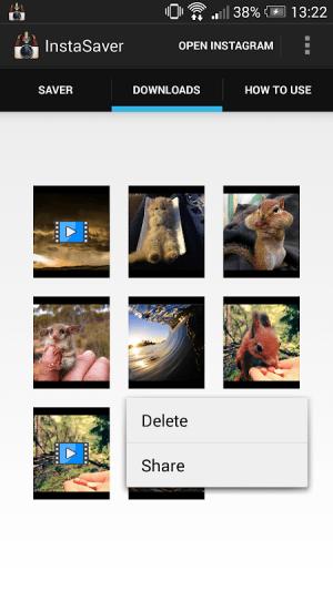 Saver Reposter for instagram 6.2 Screen 6