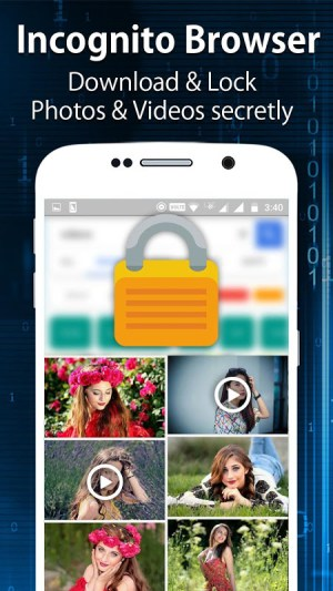Clock - The Vault : Secret Photo Video Locker 9.0 Screen 3