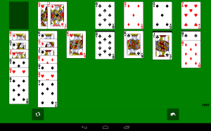 Solitaire 1.1.10 Screen 1