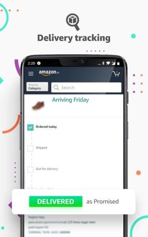 Amazon India Online Shopping 18.5.2.350 Screen 2