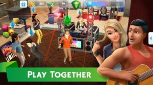 Android The Sims™ Mobile Screen 3