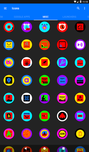 Android Pixel Icon Pack ✨Free✨ Screen 21