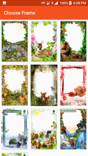 Android Photo Frame Screen 13